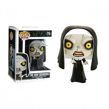 FUNKO POP! 776 LA MONJA (DEMONIC). THE NUN