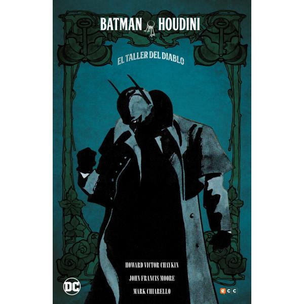 BATMAN/HOUDINI: EL TALLER DEL DIABLO