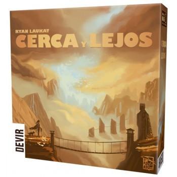 CERCA Y LEJOS