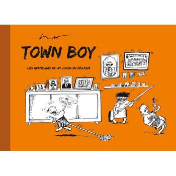 TOWN BOY LAS AVENTURAS DE...