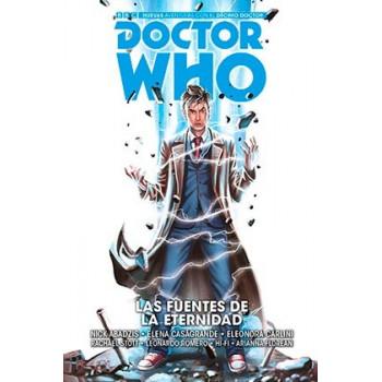 DOCTOR WHO. LAS FUENTES DE...