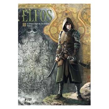 ELFOS 09. LA SANGRE NEGRA...