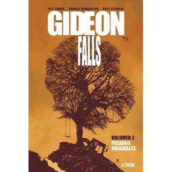 GIDEON FALLS 02. PECADOS...