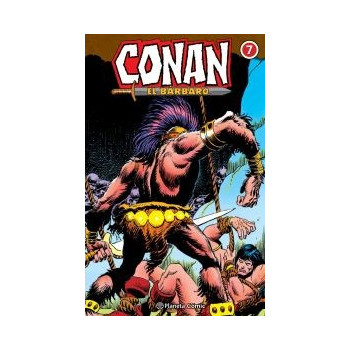CONAN EL BARBARO (INTEGRAL) 07