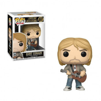 FUNKO POP! 67 KURT COBAIN...