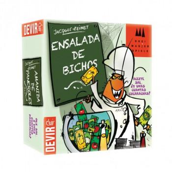 ENSALADA DE BICHOS