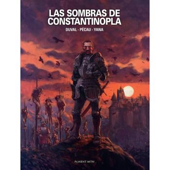 LAS SOMBRAS DE CONSTANTINOPLA