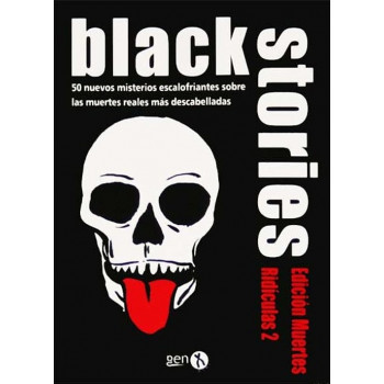 BLACK STORIES: MUERTES...