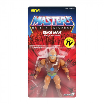 FIGURA BEAST MAN WAVE 2...