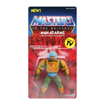 FIGURA MAN-AT-ARMS WAVE 2...