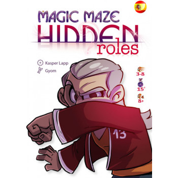 MAGIC MAZE - ROLES OCULTOS