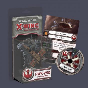 X-WING: HWK-290 (OFERTA)