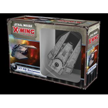 X-WING: VT-49 DIEZMADOR...