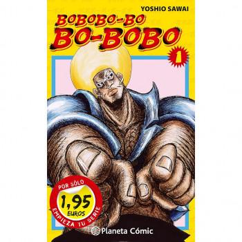 (PROMO MANGA) BOBOBO 01