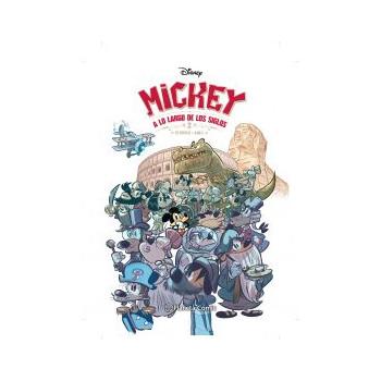 MICKEY A LO LARGO DE LOS...