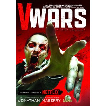 V WARS 01 LA REINA ESCARLATA