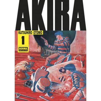 AKIRA 01 EDICION ORIGINAL