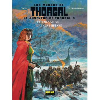 JUVENTUD DE THORGAL 06 EL...
