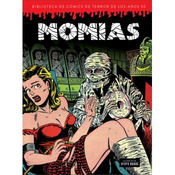 MOMIAS BIBLIOTECA COMICS DE...