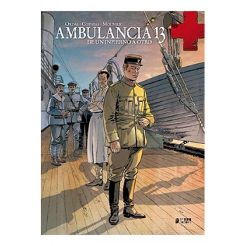 AMBULANCIA 13 VOL. 4. DE UN...