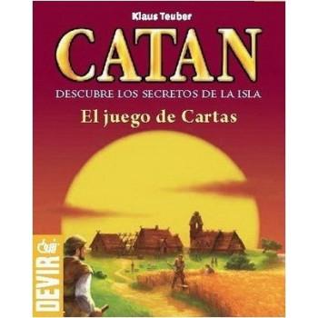 CATAN EL JUEGO DE CARTAS