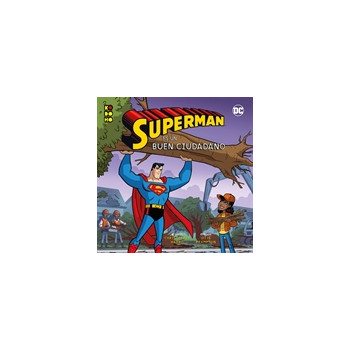 HEROES DC: SUPERMAN ES BUEN...