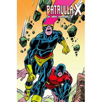 LA PATRULLA-X. LOS AÑOS...