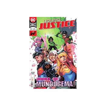YOUNG JUSTICE 06