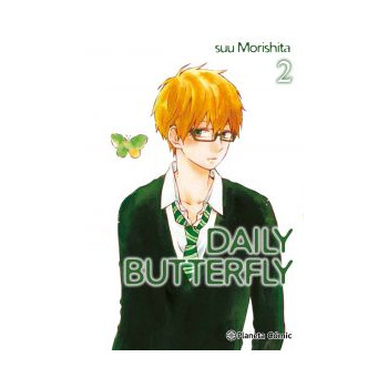 DAILY BUTTERFLY 02