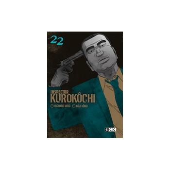 INSPECTOR KUROKÔCHI 22