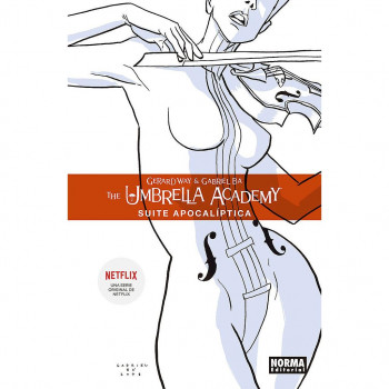 THE UMBRELLA ACADEMY 01...