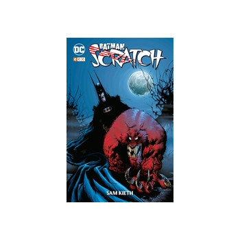 BATMAN: SCRATCH