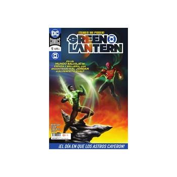 EL GREEN LANTERN 91/ 9