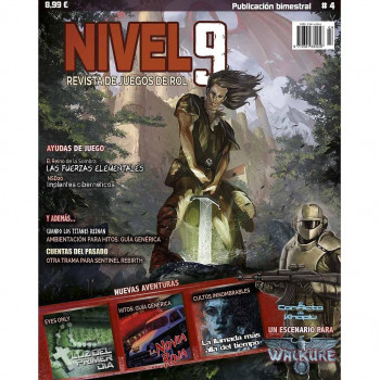 NIVEL 9 REVISTA DE JUEGOS DE ROL 04