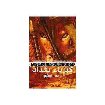 LOS LEONES DE BAGDAD (NUEVA...