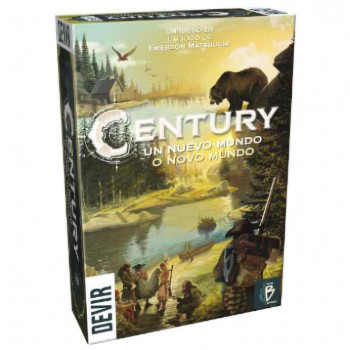 CENTURY - UN MUNDO NUEVO