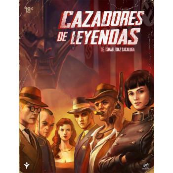CAZADORES DE LEYENDAS -...