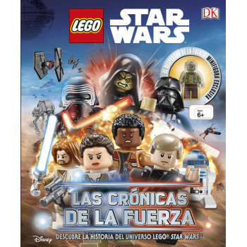 LEGO STAR WARS LAS CRONICAS...