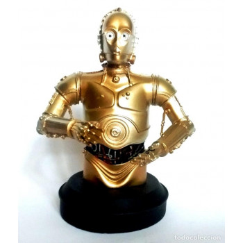 BUSTO C-3PO BUST COLLECTION...