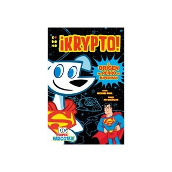 DC ¡SUPERMASCOTAS!: KRYPTO...