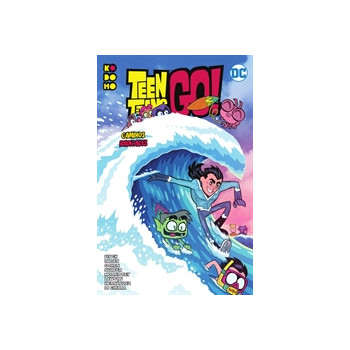 TEEN TITANS GO! VOL. 05:...
