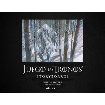 JUEGO DE TRONOS STORYBOARDS
