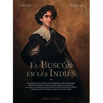 EL BUSCON EN LAS INDIAS....