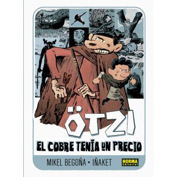 OTZI 03 EL COBRE TENIA UN...