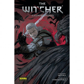 THE WITCHER 04 DE SANGRE Y...