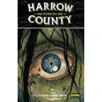 HARROW COUNTY 08 UNA ULTIMA...