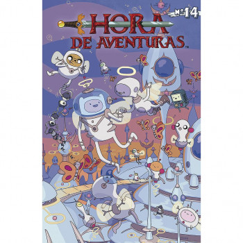 HORA DE AVENTURAS 14