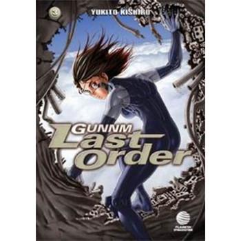 GUNNM LAST ORDER 03
