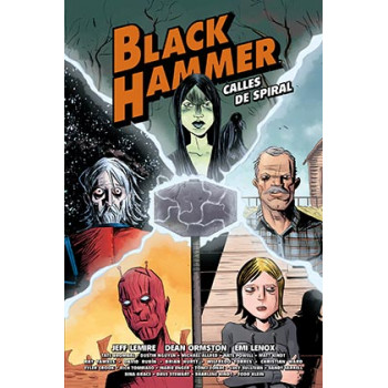 BLACK HAMMER CALLES DE SPIRAL