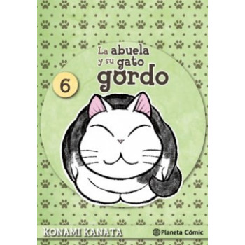 LA ABUELA Y SU GATO GORDO Nº06